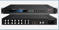 NDS3343A 4合1复用加扰QAM调制器(带IP输出)