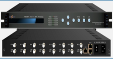 NDS3508Tx Tuner 输入千兆网关Tx(支持SPTS)