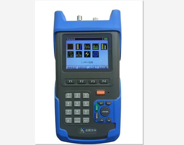 广乐牌DTMB地面数字电视场强仪  GL6900系列数字电视分析仪