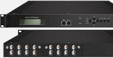 DVB-S2 to IP网关