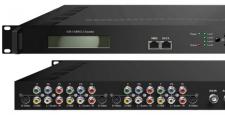 4合1 MPEG-2标清编码器(CVBS+YPbPr+S-Video)